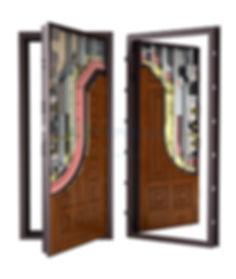 Взломостойкая входная дверь Гардиан ДС 4