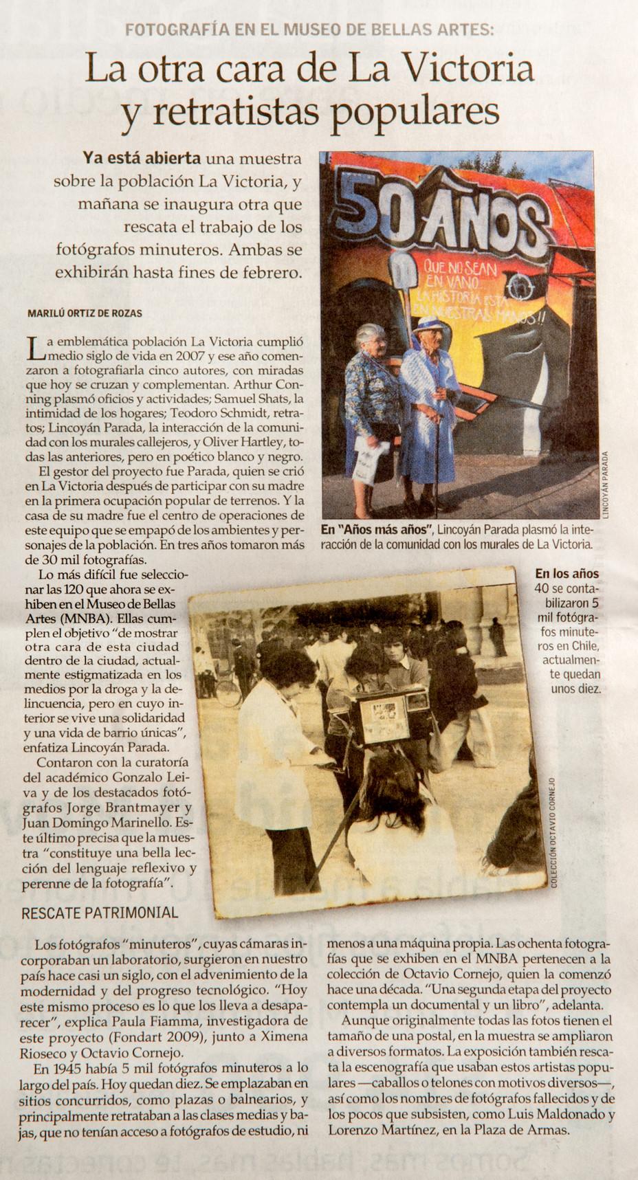"""Exposición """"La Victoria de Todos"""" en el MNBA"""