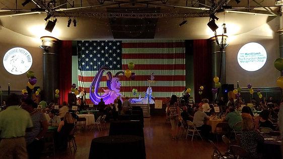 Charity Fundraiser Banquet