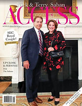 Nick Saban-Access Magazine