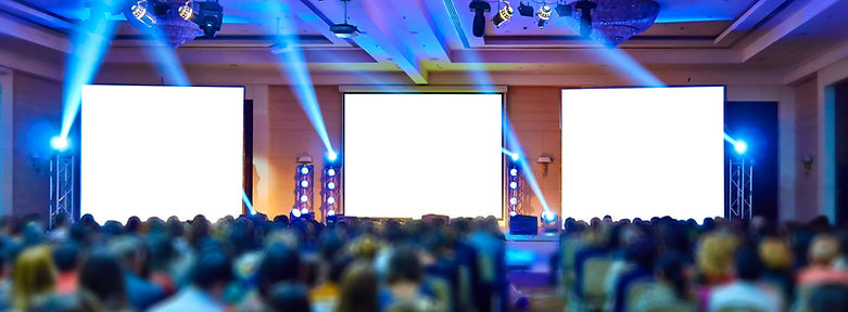 Conference Projection Screens
