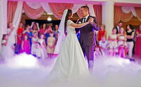 1_Dance floor with smoke_iStock-66066712