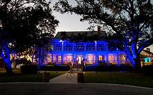 outdoor-building lighting-historical building lighting