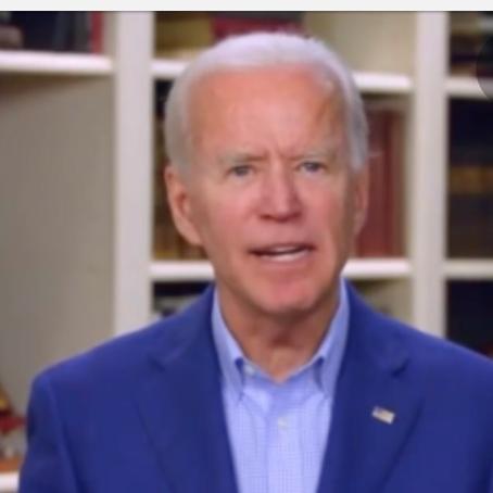 Did you hear what Joe said?!!