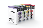 Phunk Mixed Flavours - Caixa de 12