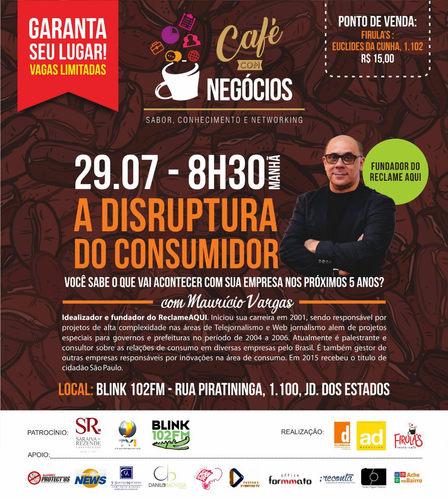Café com Negócios Temporada 2017 - Edição 5