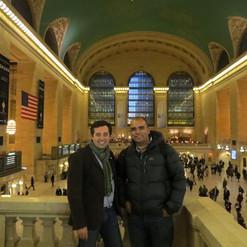 O Grand Central Terminal, um importante