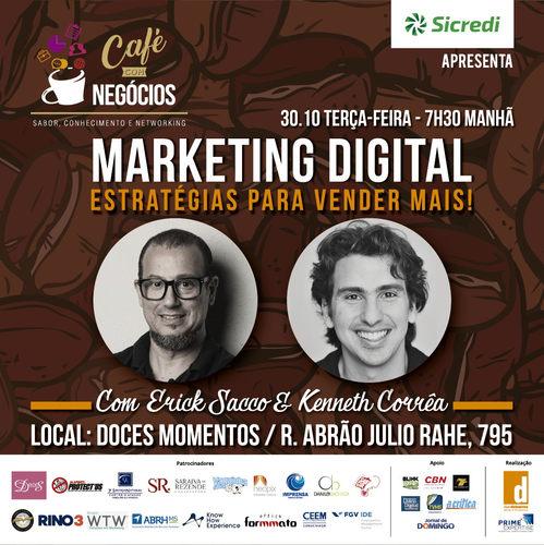 Café com Negócios Temporada 2018 - Edição 17