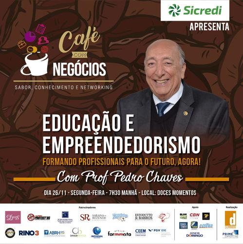 Café com Negócios Temporada 2018 - Edição 18