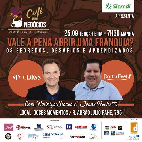 Café com Negócios Temporada 2018 - Edição 16
