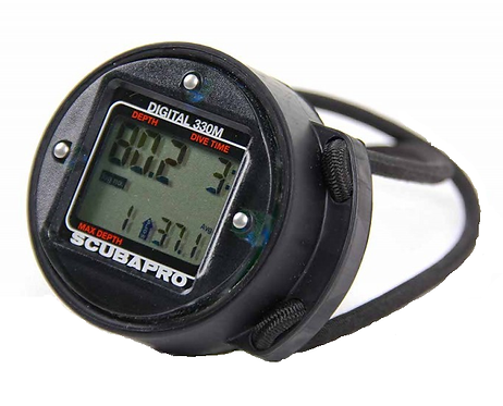 Profondimetro Digital 330M Scubapro