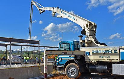 R&L Concrete Pumping
