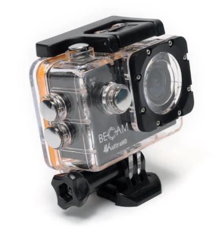 BeCam 4K EIS Action Camera
