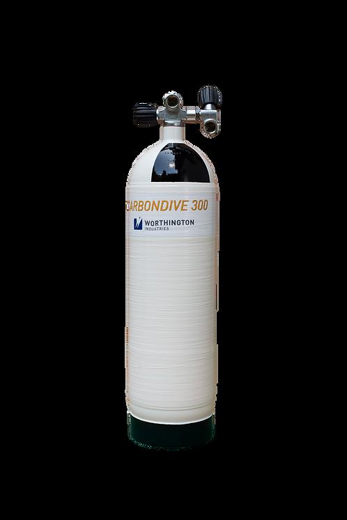 Bombola 12 Litri CarbonDive