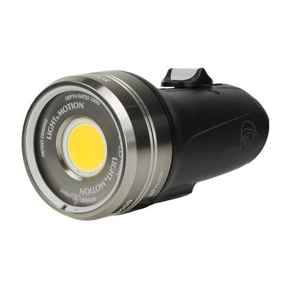 Torcia Sola 3000 Video F Light&Motion