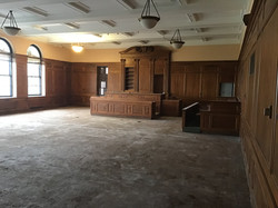 Thurgood courtroom
