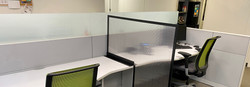 COVID partitions