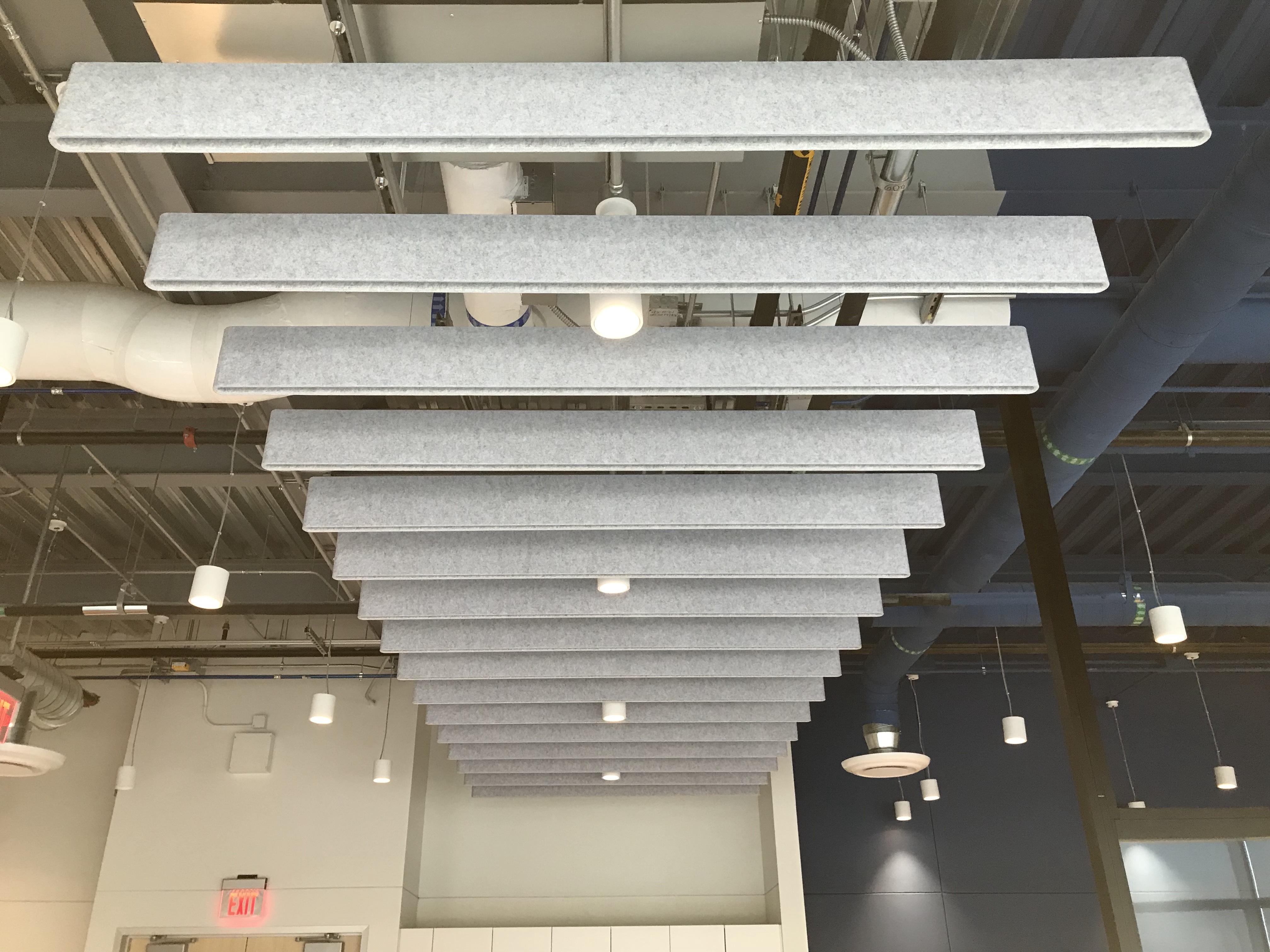 Viper ceilings