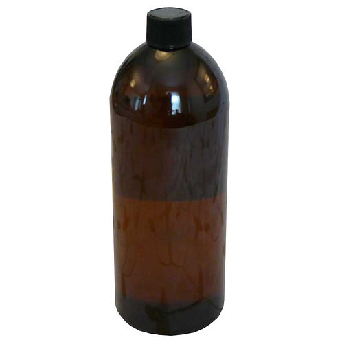 1 litre of cold pressed massage oil