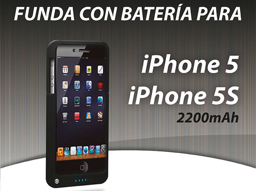 1a7dea7273a FUNDA CON BATERIA DE RESPALDO