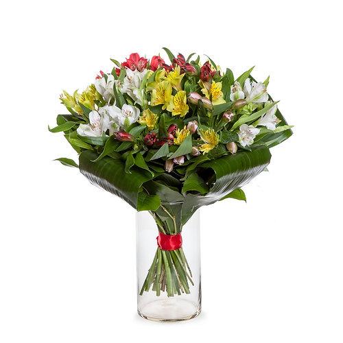 Доставка цветов в мадриде подарок мужчине на день валентина фото