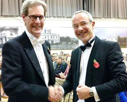 t NSSO 11.11.17 Peter Stallworthy leaves