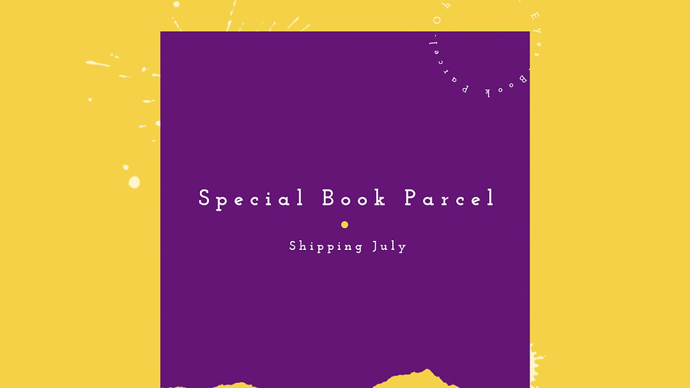 Free Shipping - Special New Book Parcel & Jewellery - UK Only
