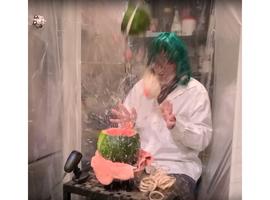 YouTube - Watermelon Exploding