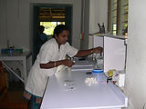 Lab at Rishi Valley Health Center