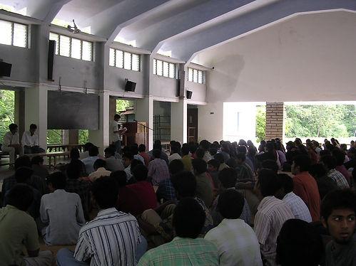 Auditorium, Rishi Valley School