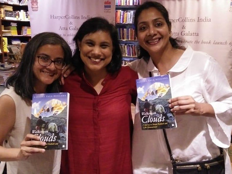 RV alumnus authors book on hiking in the Himalayas