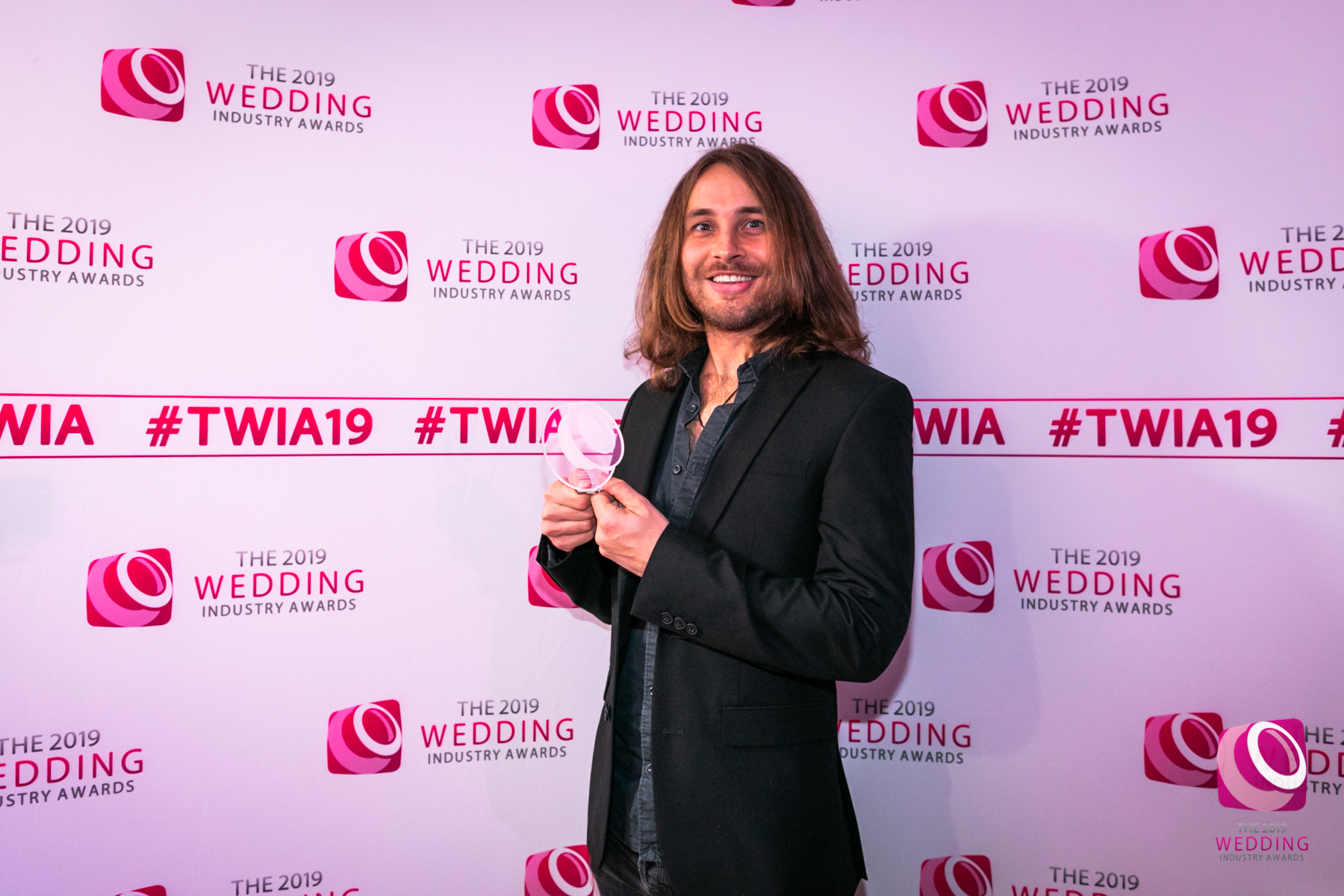 At The Wedding Industry Awards 2019