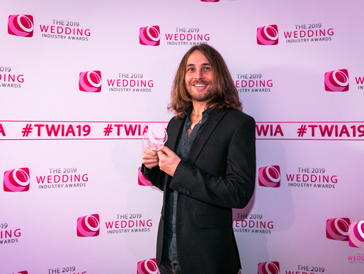 South West Wedding Band of The Year 2019!