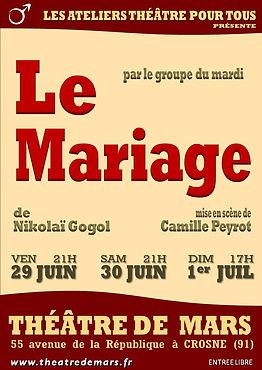 Affiche Le Mariage.jpg