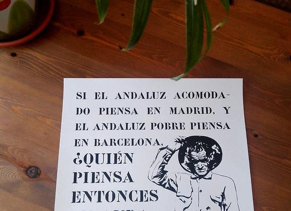 Pensar en Andalucía