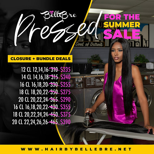 Summer Closure Sale