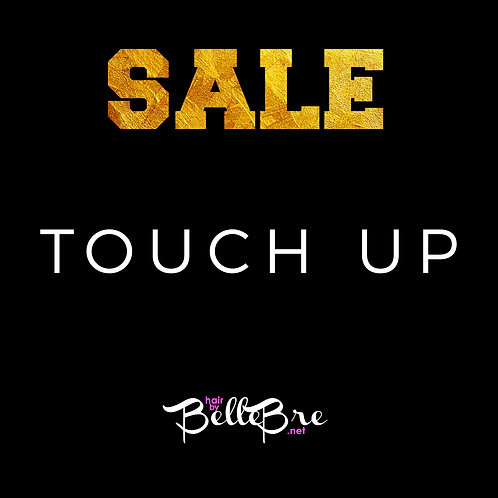 Touch Up Sale