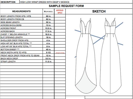 Style #3: Dress Tech Pack