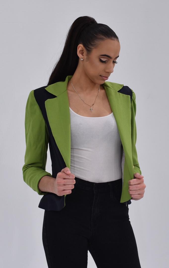 Tailored Jacket 001