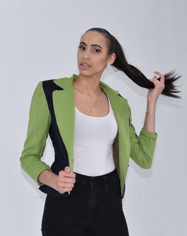 Tailored Jacket 005