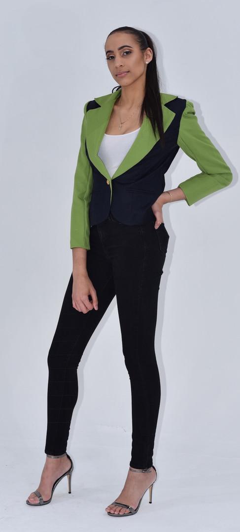 Tailored Jacket 002