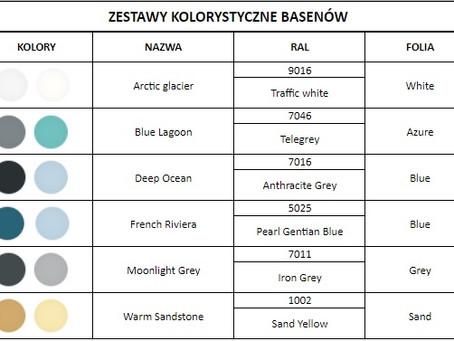 Jaki kolor basenu wybrać?