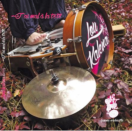 LOU KALENA album