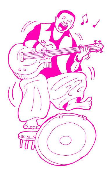 Femme orchestre