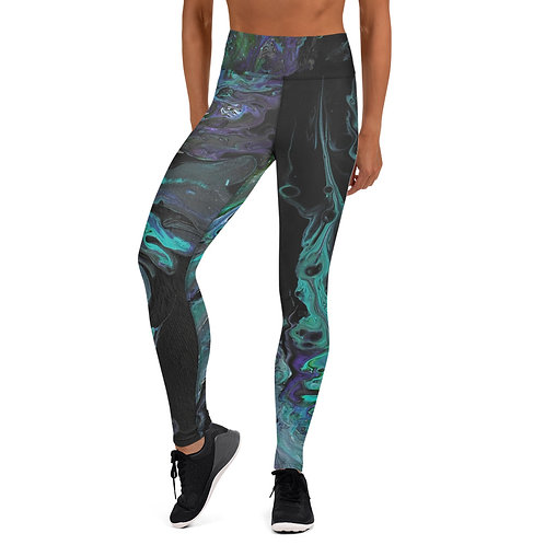 """Feather Light"" Yoga Leggings"
