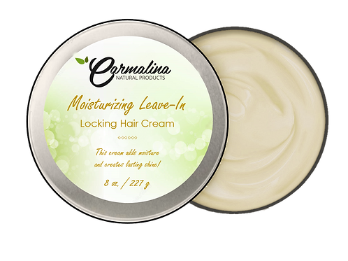 Moisturizing Leave-In Hair Cream