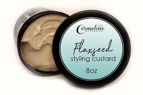 Flaxseed Styling Custard