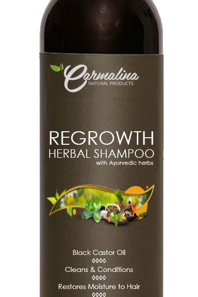 Herbal Regrowth Shampoo