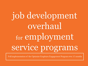 job development overhaul