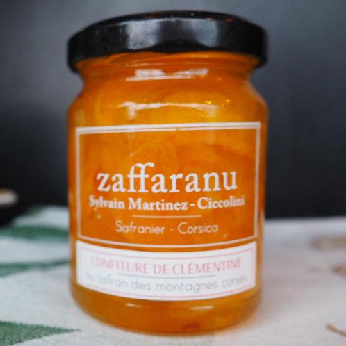 La Confiture de Clémentine au Safran